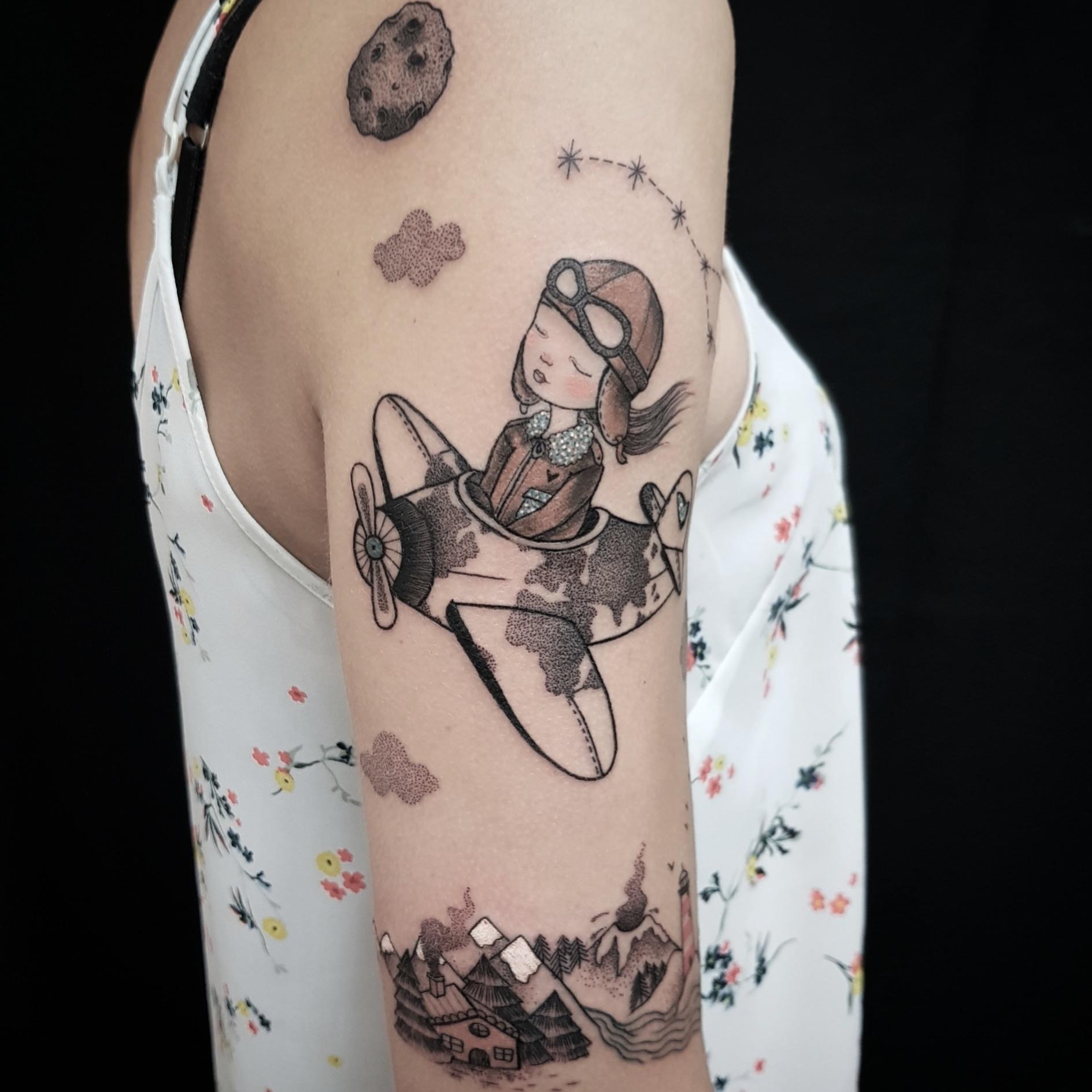 Emy Tattoo