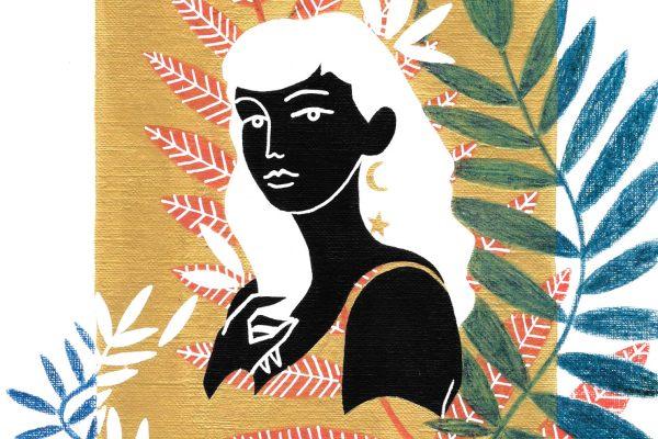 Sarah B. - Dame tropicale