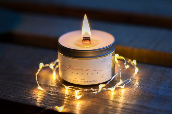 June Candle bougies (2)