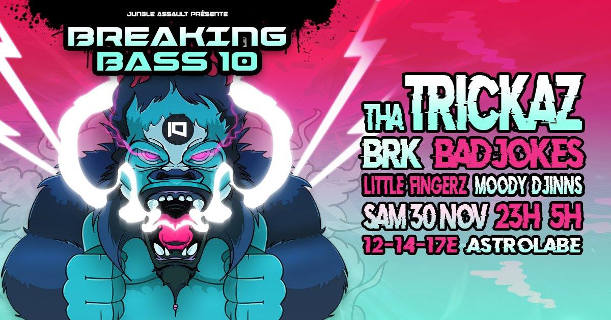 Breaking Bass #10