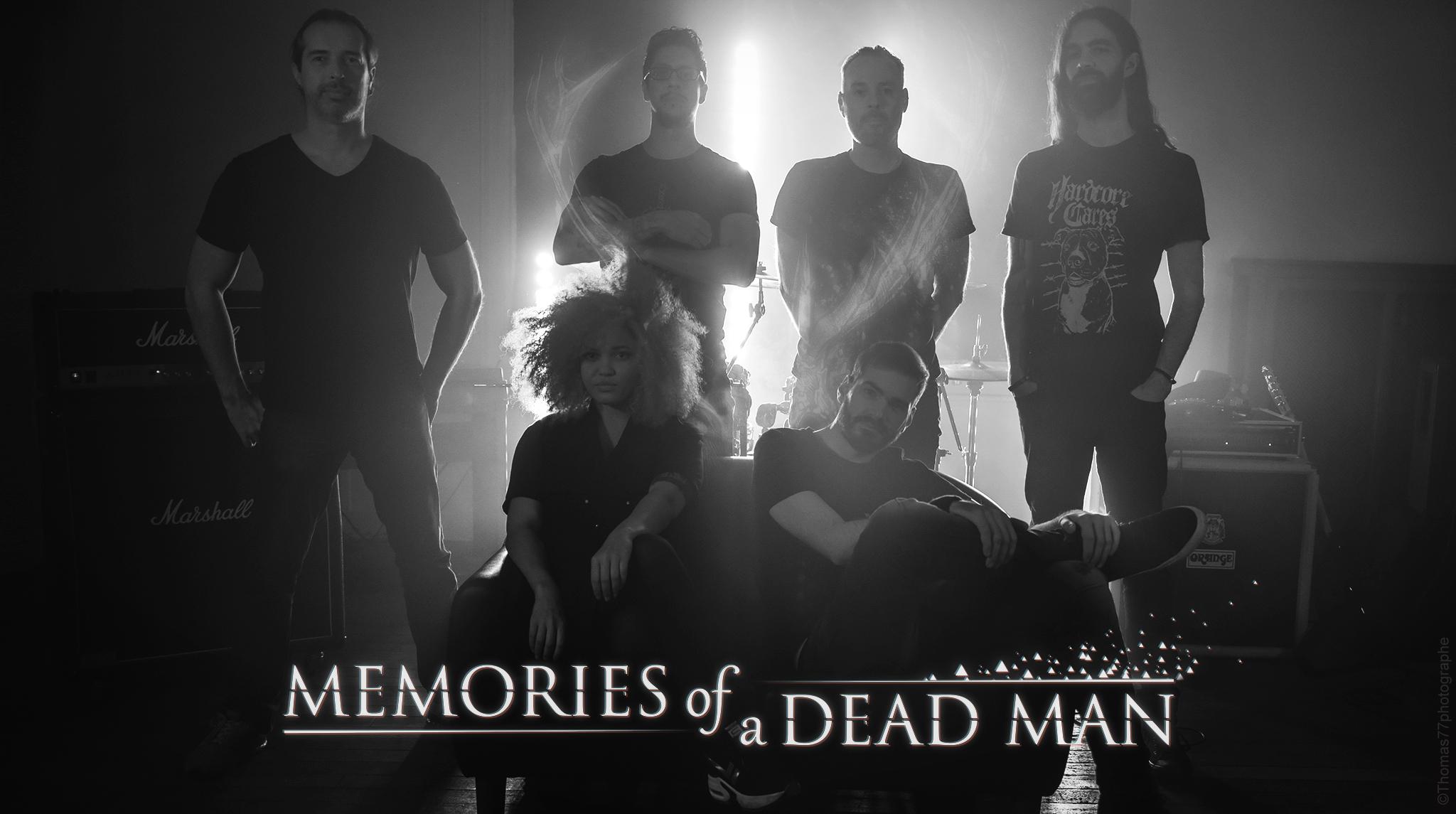 MEMORIES OF DEAD MAN – WAVELENGTH