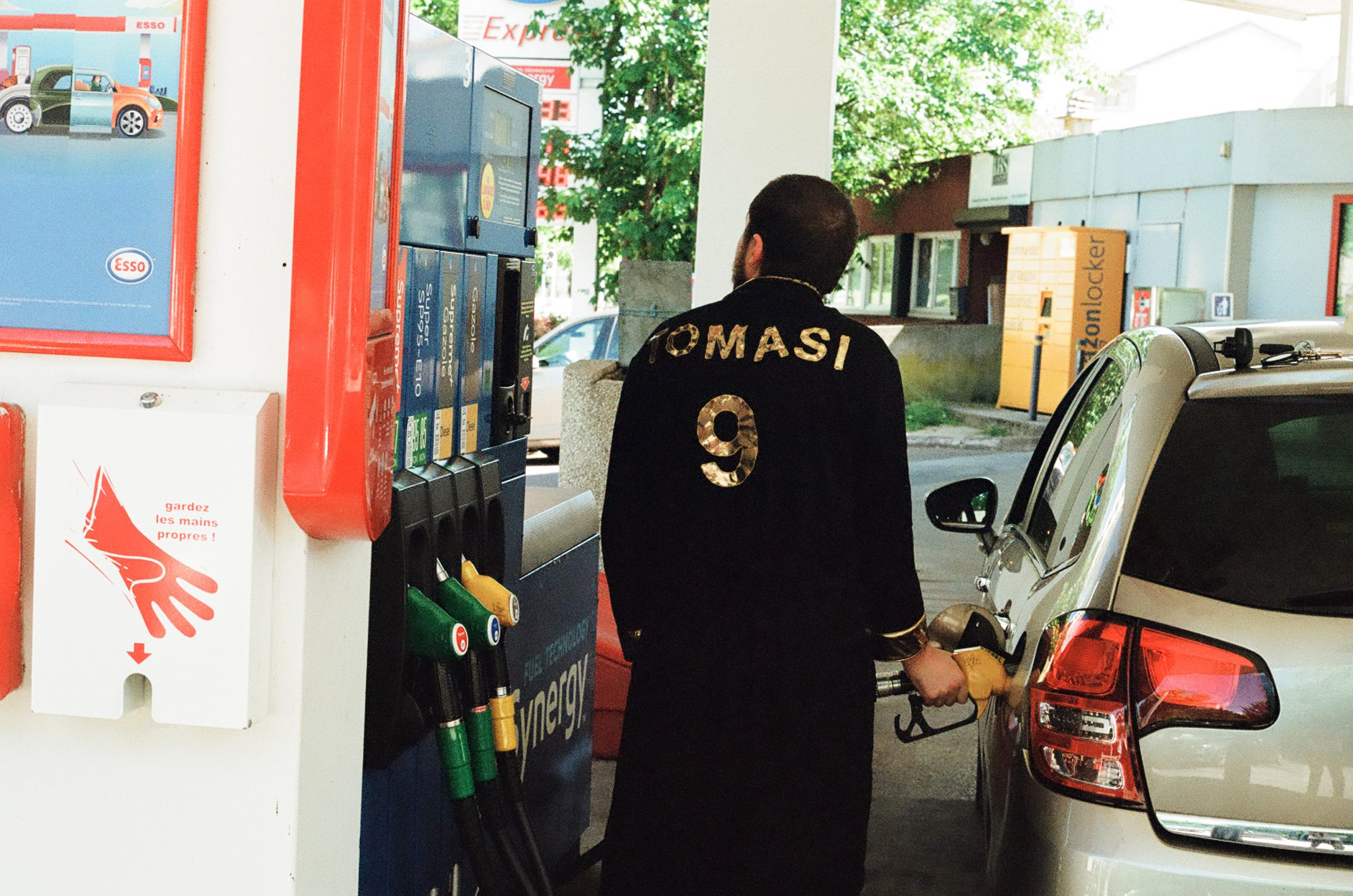TOMASI – SOMNAMBULE