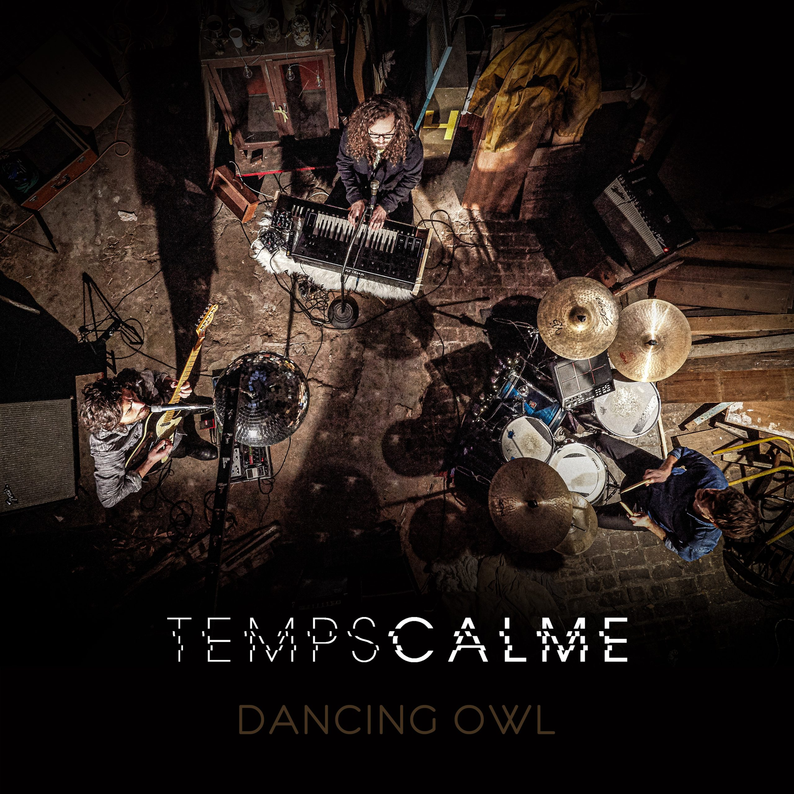 Temps Calme – Dancing Owl (Live session)
