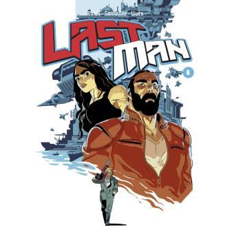 Last Man Manga