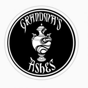 logo Grandma's Ashes